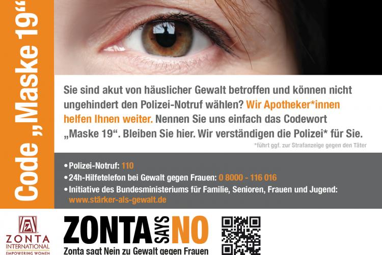 Informationsmaterial | © Union deutscher Zonta Clubs, Silke Wolter