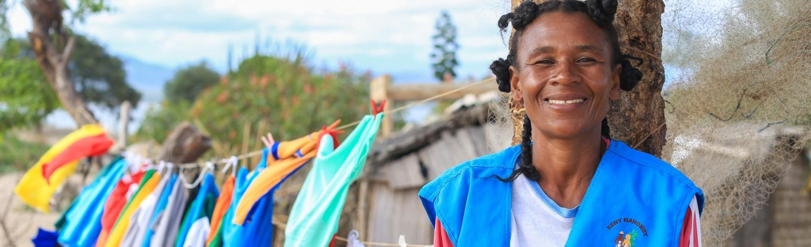 INTERNATIONALE PROJEKTE | MADAGASCAR MAMPIRA RASOANIRINA